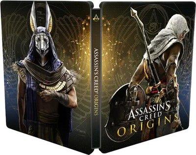 Assassin's Creed Origins Steelbook + Game